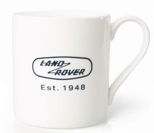 Land Rover Bone China Mug